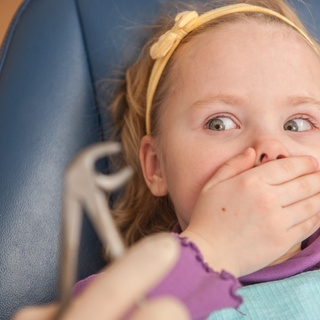 Parents are primarily responsible for children have dental fear