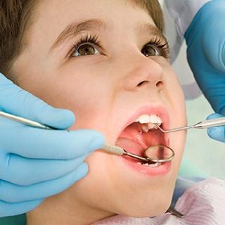 Asthma medicine can cause erosion in milk teeth