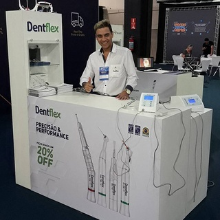 DENTFLEX, in partnership with DENTAL CREMER, participates in the 34th Brazilian Society of Dental Research Meeting (SBPqO)