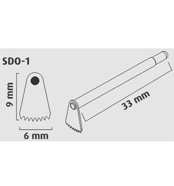 DSO 110 Oscillatory Micro Saw