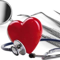 Oral care to cardiac people