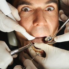 How to get around the patient's dental phobia?
