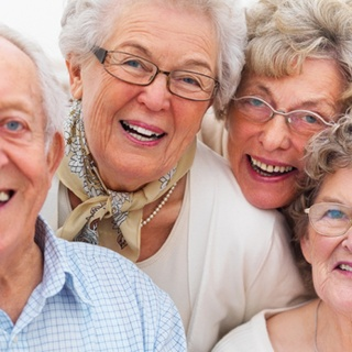 Older people are more likely to develop oral diseases